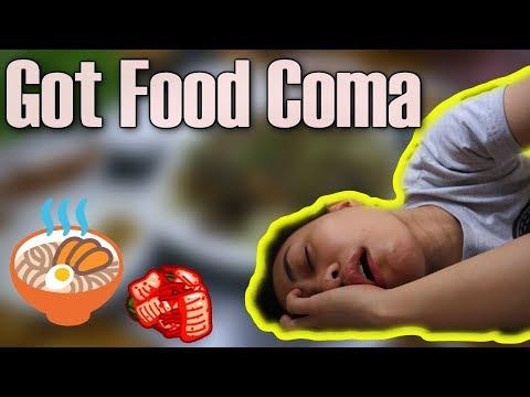Got Food Coma on my Birthday!