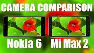 nokia 6 vs xiaomi mi max 2 camera test comparison technical news updates