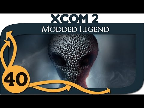 XCOM 2: Modded Legend Let