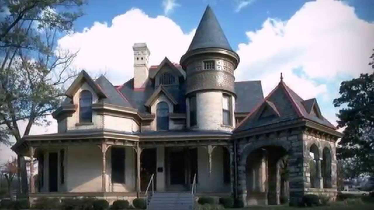 Богатые и красивые дома фото 9