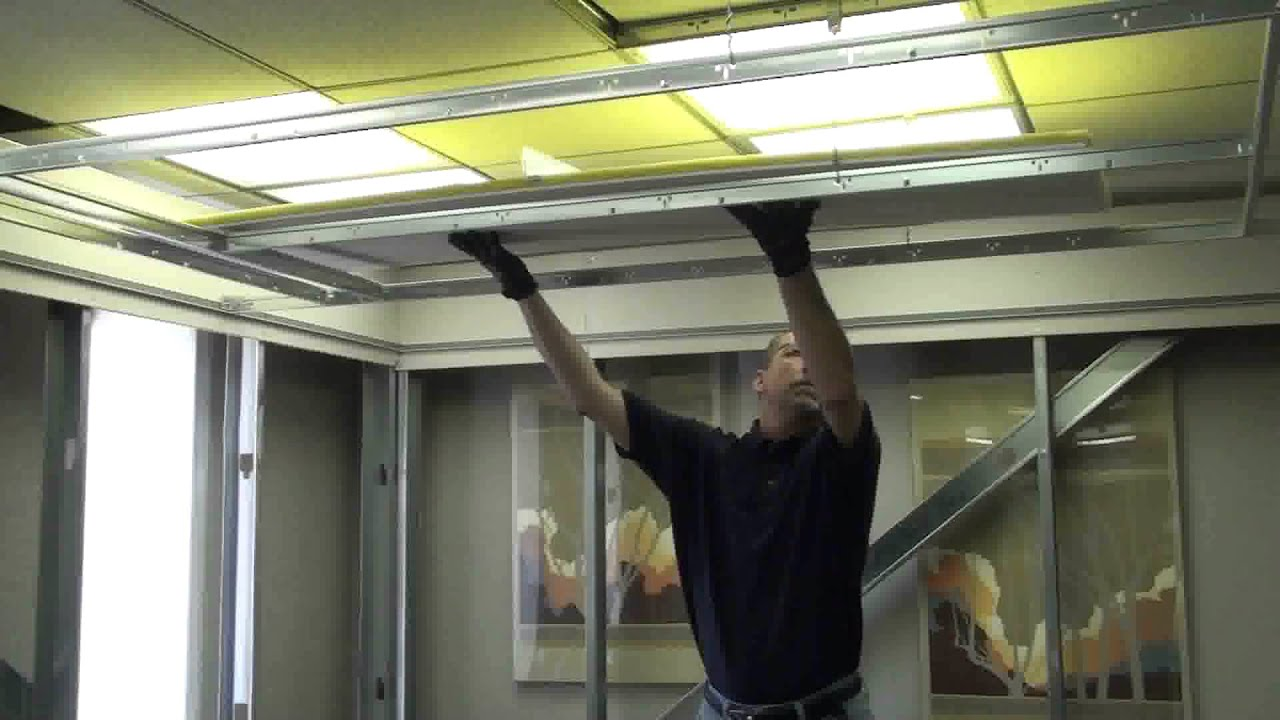 Usg ceilings how to install an accessible stabilizer bar youtube usg ceilings how to install an accessible stabilizer bar dailygadgetfo Image collections