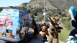 Angel Dragon Con 2015: Getting Ice Cream