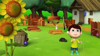 Bate Vantul Frunzele - CanteceGradinita.ro - Cantec Pentru Copii
