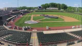 58th Commencement Time Lapse