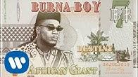 Burna Boy - Destiny (Official Audio)
