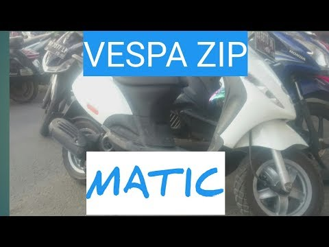 VESPA ZIP MATIC - SCOOTERIST