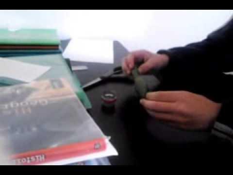 Tuto comment faire un mini pistolet a bille maison youtube - Comment fabriquer un pistolet ...