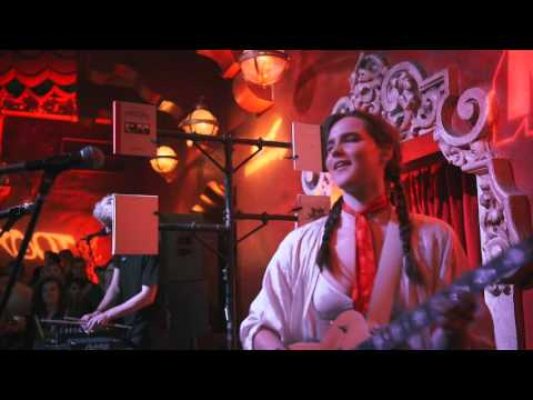 SOFI TUKKER - Drinkee (Live at Bardot LA, 02/16/16)