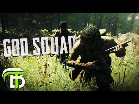 GOD SQUAD ASSEMBLE (Battalion 1944 Online Gameplay)