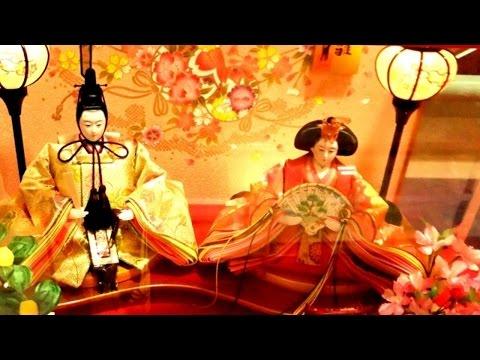 Japanese Folk Song #38: The Joyful Dolls' Festival (うれしいひなまつり / Ureshii hinamatsuri)