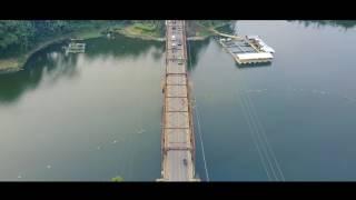 Jembatan Sasak Bubur Cihampelas, Cililin Kabupaten Bandung Barat
