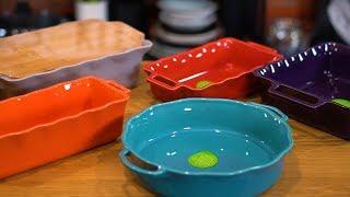 Керамическая посуда Appolia (Франция) - обзор