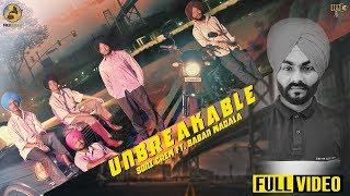 Unbreakable Soni Crew ft Baban Wadala BeatGang Nav Chahal Folk Rakaat Punjabi Song 2019