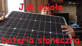 jak działają baterie słoneczne?