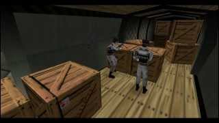 GoldenEye 007 N64 - Train - 00 Agent
