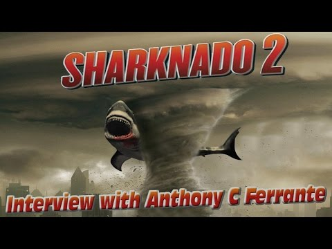 Director of Sharknado 2 - Anthony C Ferrante Interview