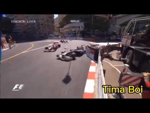 F1 2011 Crash Compilation (Remake)