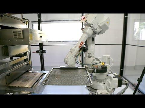 .Zume 披薩機器人 簡直達到了我們的終極幻想