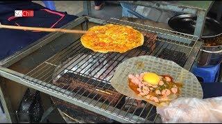 Bánh tráng nướng Đà Lạt đông khách nhất Sài Gòn