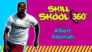 360 skills: Albert Adomah