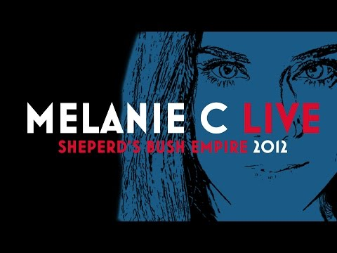 Melanie C live @ Shepherd's Bush Empire 2012