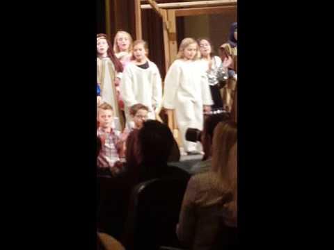 Gianna - Friends Christian School 2015 Christmas