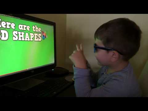 3D Shapes Song