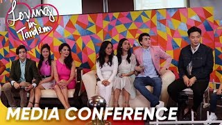 [FULL] 'Loving in Tandem' Grand Media Launch