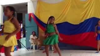Baile Región Insular