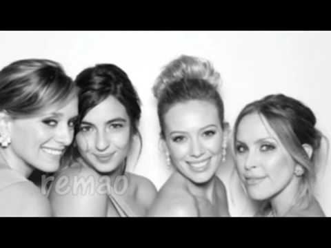 Hilary Duff Wedding without TAG HQ - YouTube