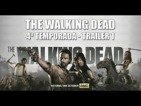 Trailer Oficial -The Walking Dead (4ª temporada) Assistir – Episódio ...
