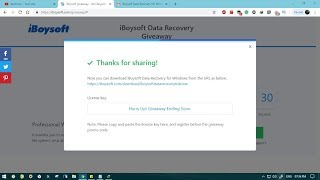 iBoysoft Data Recovery for Windows with  License Key (Giveaway) dawforpc