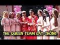 The Queen Team - Người Đầu Tiên Đi Lấy Chồng    Happy Wedding [QUEEN TEAM & OOPS CLUB]