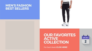 Our Favorites Active Collection Men's Fashion Best Sellers