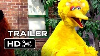 I Am Big Bird Official Trailer (2014) - Caroll Spinney, Sesame Street Documentary HD