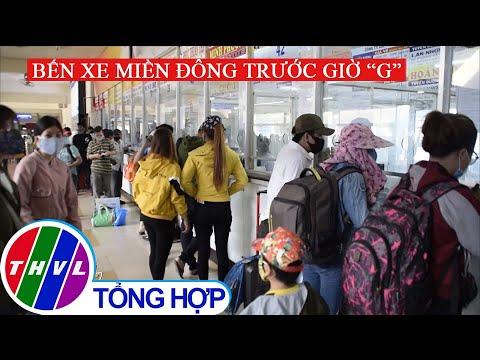 Bến xe Miền Đông tấp nập hành khách sau nhiều ngày vắng vẻ