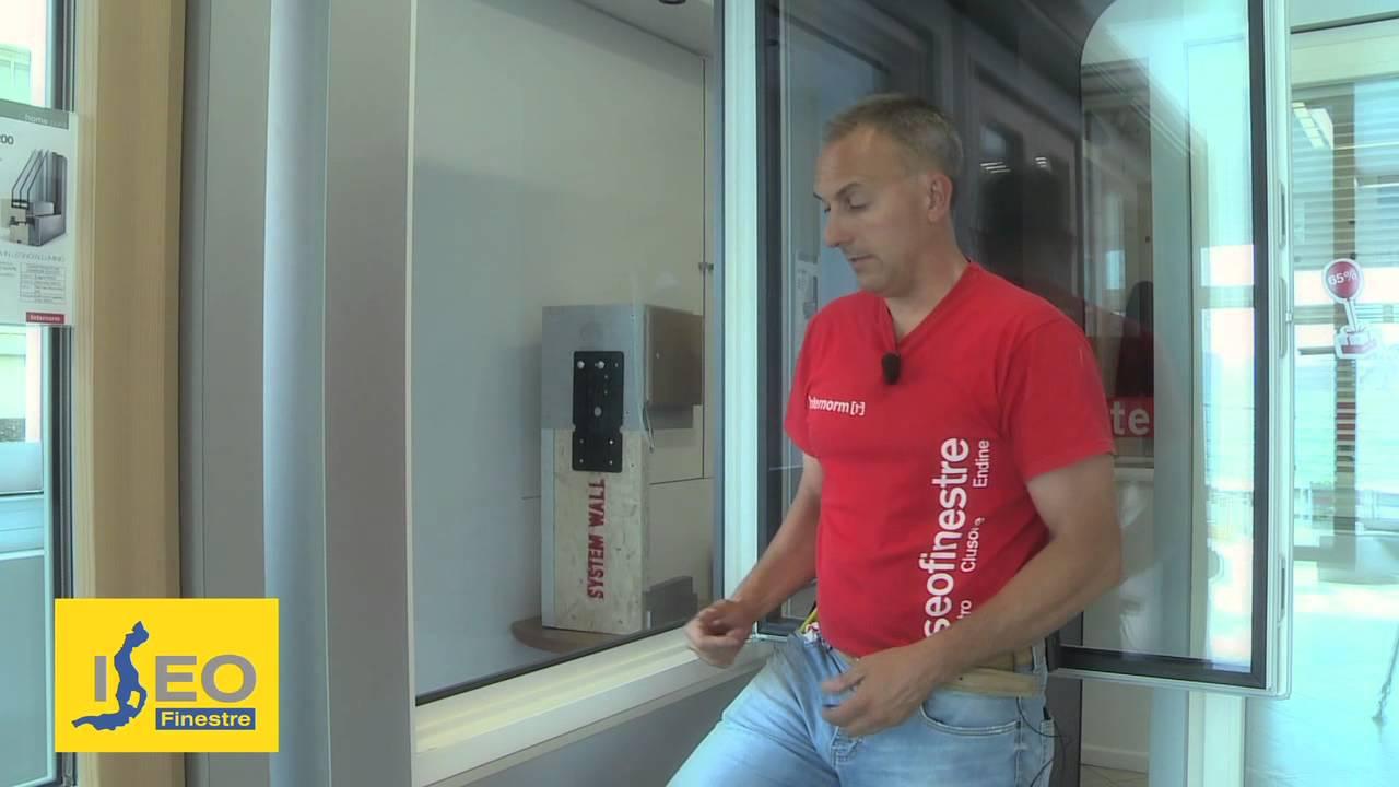 Iseo finestre internorm manutenzione serramenti youtube - Iseo finestre clusone ...
