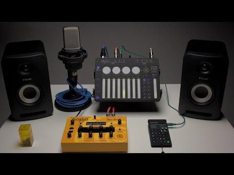 K-Mix Programmable Mixer Quick Start Guide