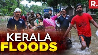 Death Toll Rises To 385 As Situation Worsens In Kerala | Kerala Floods 2018