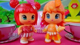 Мультики для девочек: Выпускной в детском саду у кукол