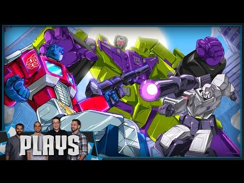 Is Transformers Devastation Good? - Kinda Funny Plays