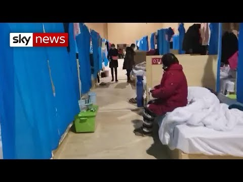 COVID-19: Inside Wuhan's coronavirus hospital