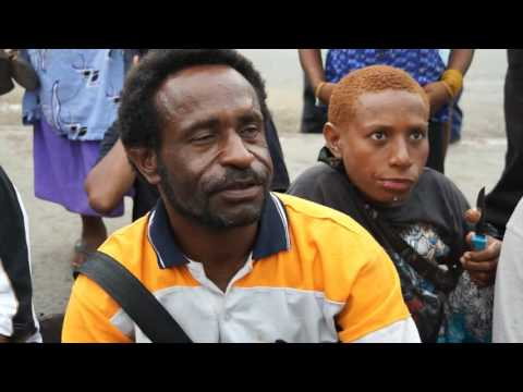 The experience of women candidates in the 2012 Election, Papua New Guinea