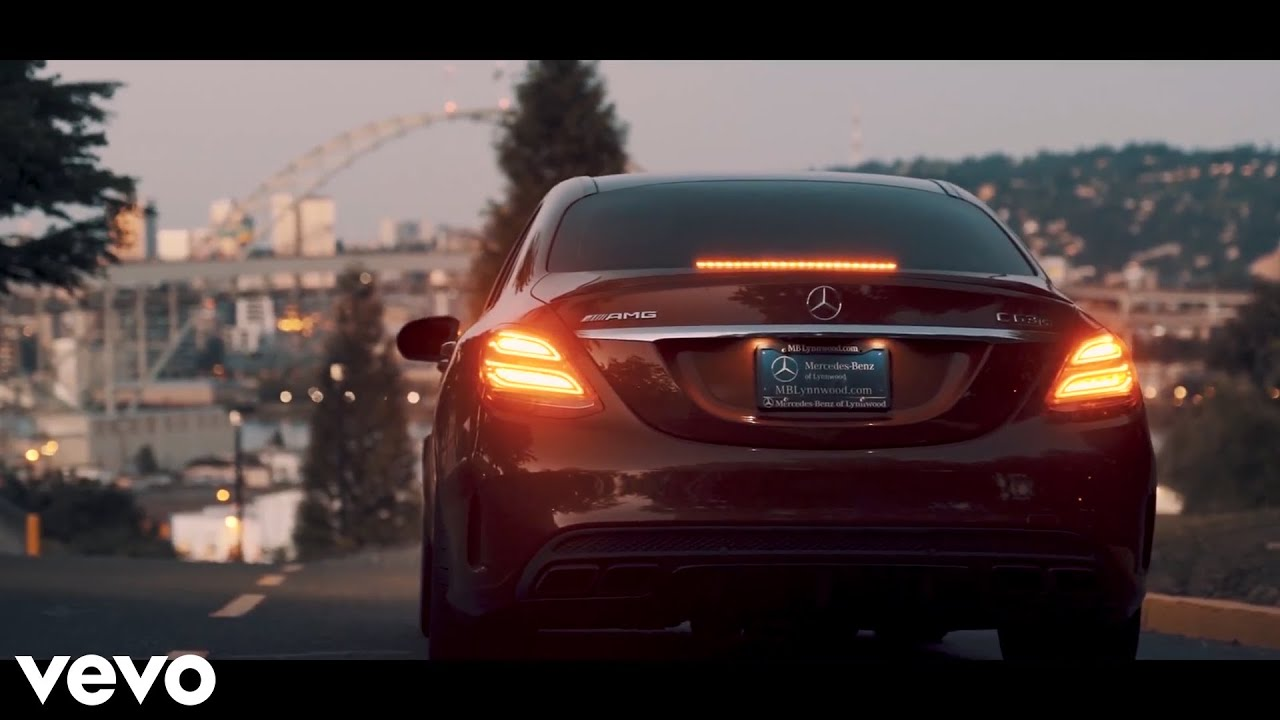 Basiaga (feat. Benz) - KISS (Doruk Kurt Remix) l Kiss me меня | Car Music Video