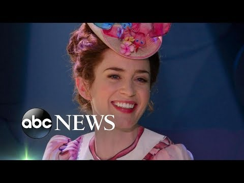'Mary Poppins Returns': Behind the scenes of how new film was made