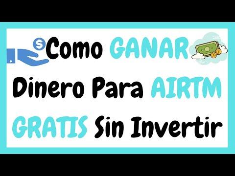 ????????Como Ganar DINERO GRATIS Para Venezuela [Funciona Para TODOS Los Paises] Dinero Para AIRTM????????
