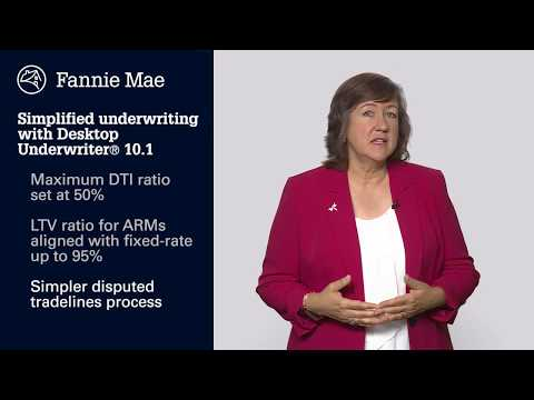 Fannie Mae July 25, 2017 Selling Guide Announcement