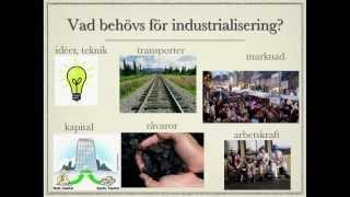 Industriella revolutionen del 1