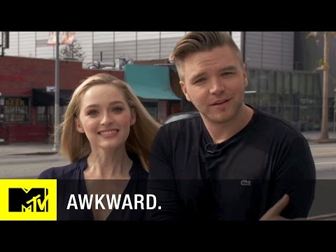 Awkward. Season 5B  Awkward Advice: Greer & Brett  MTV