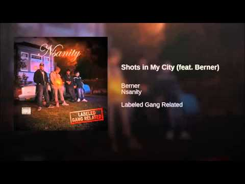 6. Shots In My City - Nsanity Ft. Berner